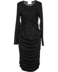 Just Female - Knee-length Dress - Lyst