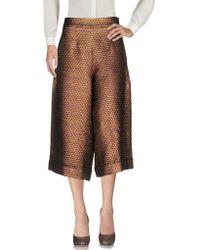 Ultrachic - 3/4-length Shorts - Lyst