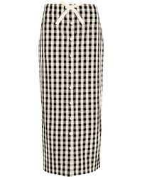 Solid & Striped - Long Skirt - Lyst