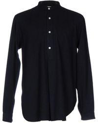 Camoshita - Shirts - Lyst