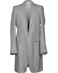 Nude:mm - Overcoat - Lyst
