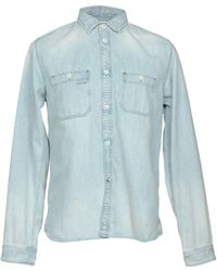 Ron Herman - Denim Shirt - Lyst