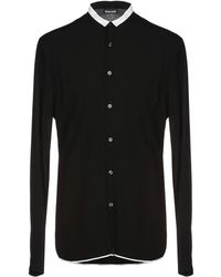 Just Cavalli - Shirts - Lyst