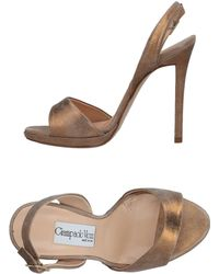 Giampaolo Viozzi - Sandals - Lyst