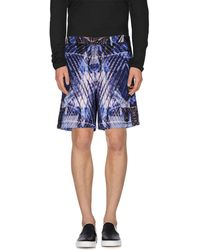 Just Cavalli - Bermuda Shorts - Lyst