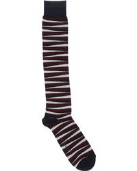Officina 36 - Short Socks - Lyst