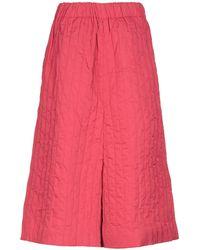 Jil Sander - 3/4-length Trousers - Lyst