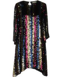 Amen - Short Dress - Lyst