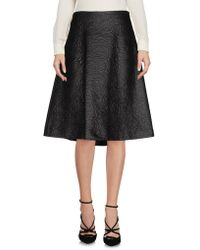 Anonyme Designers - Knee Length Skirts - Lyst