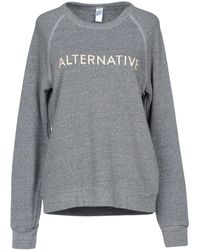 Alternative Apparel - Sweatshirt - Lyst