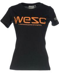 Wesc - T-shirt - Lyst
