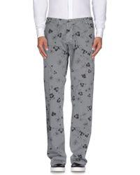 Macchia J - Casual Pants - Lyst