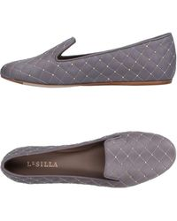 Le Silla - Loafers - Lyst