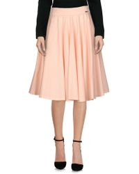 Pepe Jeans - Knee Length Skirts - Lyst