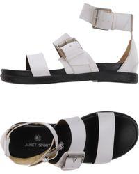 Janet & Janet - Sandals - Lyst
