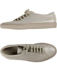 Common Projects - Low-tops & Sneakers - Lyst