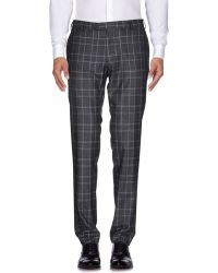 Lubiam - Casual Trouser - Lyst