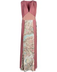 Satine Label - Long Dress - Lyst