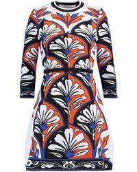 Victoria, Victoria Beckham - Short Dress - Lyst