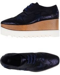 Stella McCartney - Lace-up Shoe - Lyst