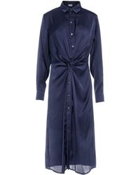 Berna - Knee-length Dress - Lyst