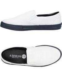 A.Testoni - Low-tops & Sneakers - Lyst