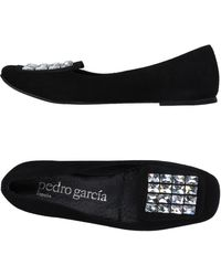 Pedro Garcia - Loafers - Lyst