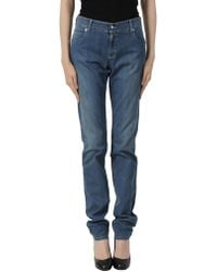 Armani - Denim Pants - Lyst