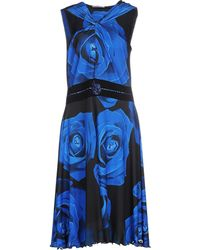 Ean 13 - Knee-length Dress - Lyst