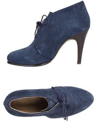 Lena Milos - Lace-up Shoe - Lyst