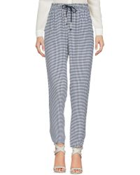 Suncoo | Casual Trousers | Lyst