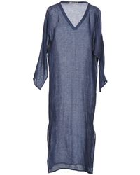 Denis Colomb | 3/4 Length Dress | Lyst