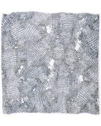 Roberto Cavalli - Square Scarves - Lyst
