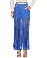 Aviu - Long Skirt - Lyst