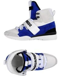DSquared² - High-tops & Sneakers - Lyst