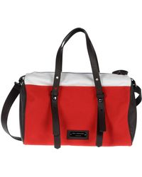 CoSTUME NATIONAL - Large Fabric Bag - Lyst