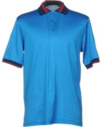 Luca Larenza - Polo Shirt - Lyst