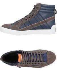 DIESEL - High Sneakers & Tennisschuhe - Lyst