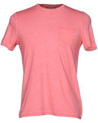 Andrea Fenzi - T-shirt - Lyst
