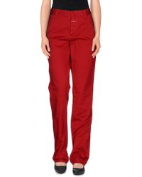 Closed - Casual Trouser - Lyst