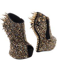 Giuseppe Zanotti - Shoe Boots - Lyst