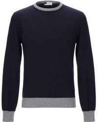 Heritage Pullover - Blu