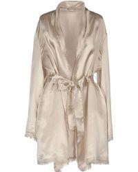 Attico - Dressing Gown - Lyst