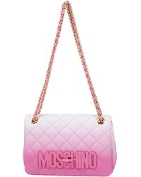 Moschino - Shoulder Bags - Lyst