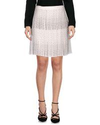 Philosophy di Alberta Ferretti - Knee Length Skirt - Lyst