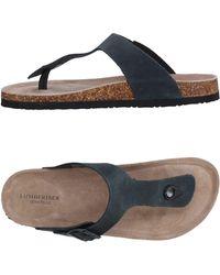 Sandale Entredoigt Bucheron QAKdDtBL