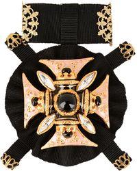 Dolce & Gabbana - Brooch - Lyst