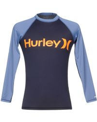 Hurley - T-shirts - Lyst