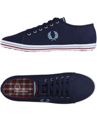 Fred Perry - Low-tops & Trainers - Lyst