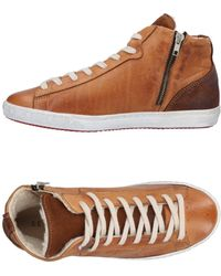 SELECTED - High-tops & Trainers - Lyst